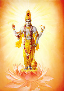 Vishnu - the Supersoul