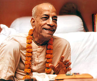 Please The Genuine Sad Guru  Srila Prabhupada -- Moroseness Immediately Disapears!