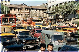 Bombay Traffic