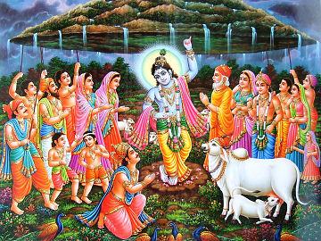 Krishna Goverdhana
